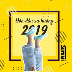 Xu hướng giày 2019 cho giới trẻ diện tết